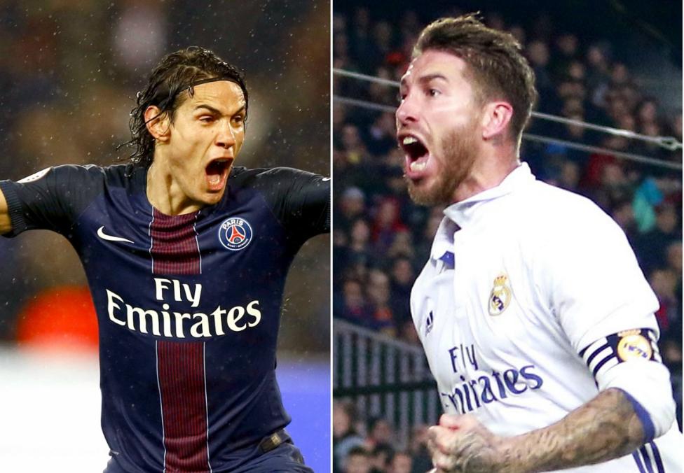 champions league paris real
