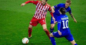 europa league fortounis olympiacos